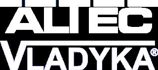Nakládací rampy, hliníkové rampy Vladyka - logo